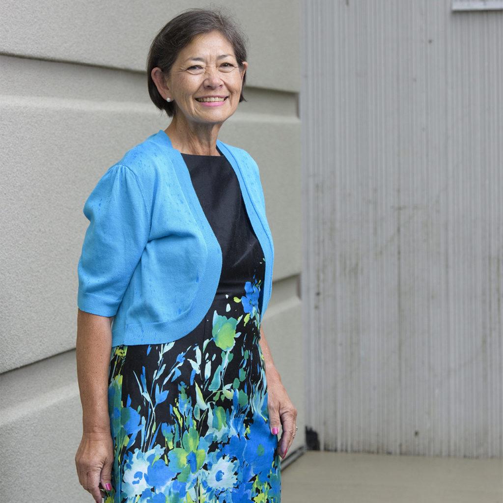 Linda success story - after photo