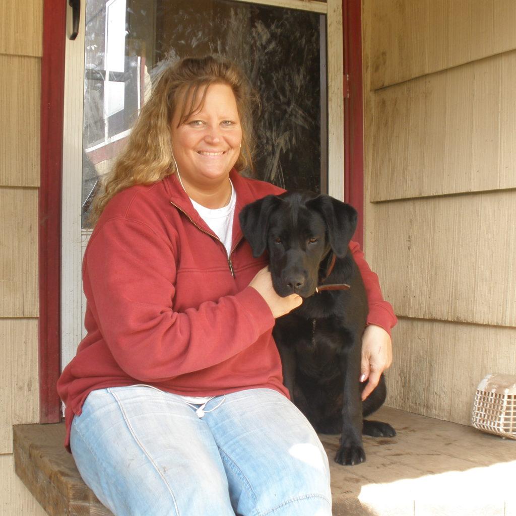 Jennifer success story - before photo